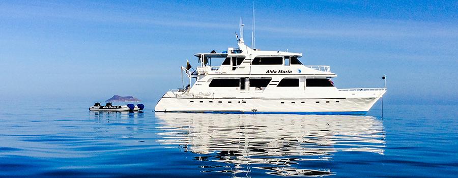 Deck Plan - Aida Maria Yacht
